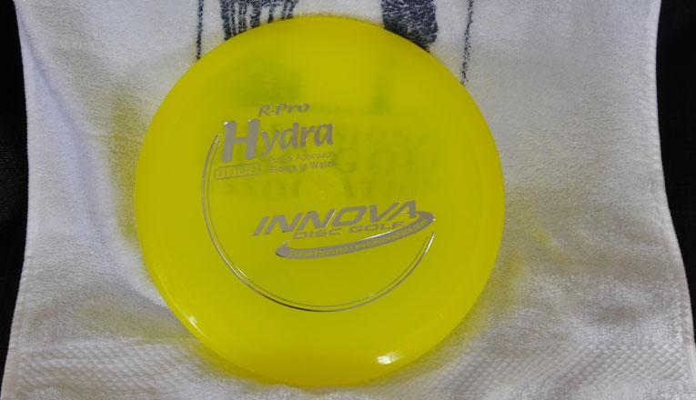 innova yellow disc golf disc