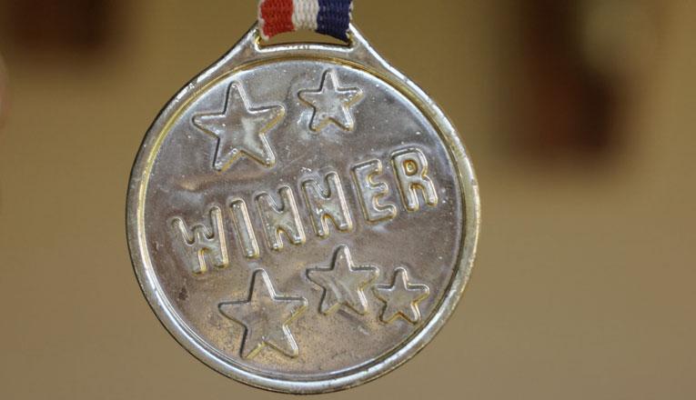metal prize