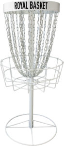 Viking Royal Portable Disc Golf Basket