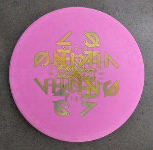Cheap Misprint Frisbee Golf Disc