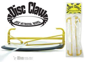 Disc Claw Disc Retrieval Device