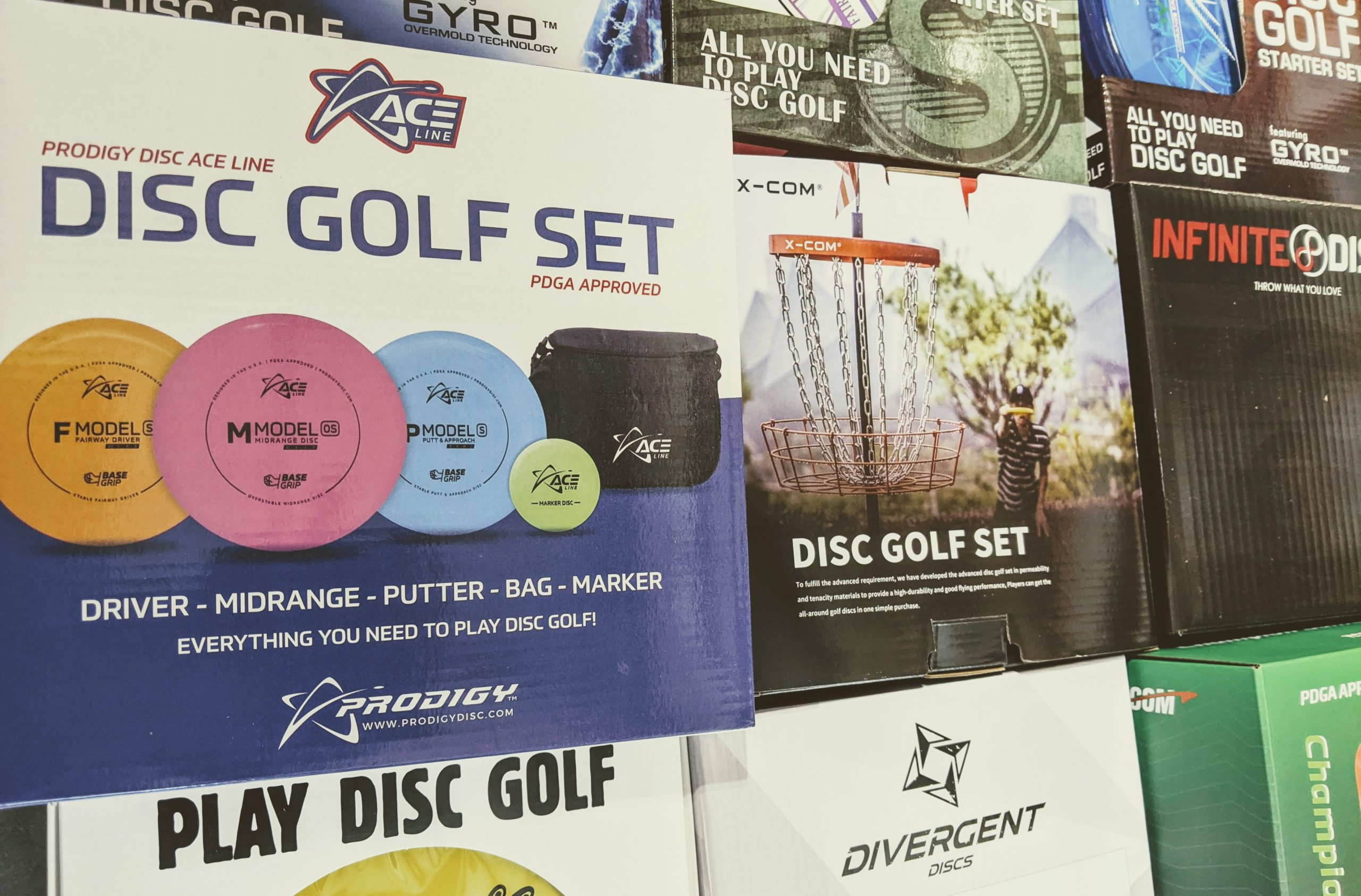 Top Disc Golf Sets of 2021