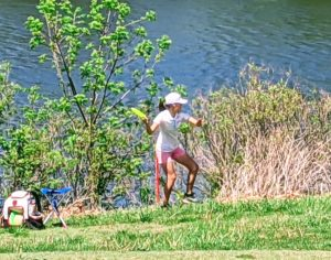 Disc Golf Water Hazard